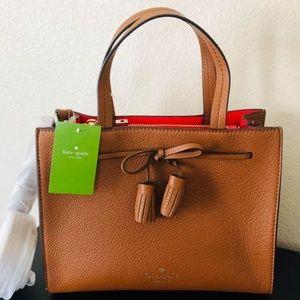 NWT Kate Spade small isobel hayes bag